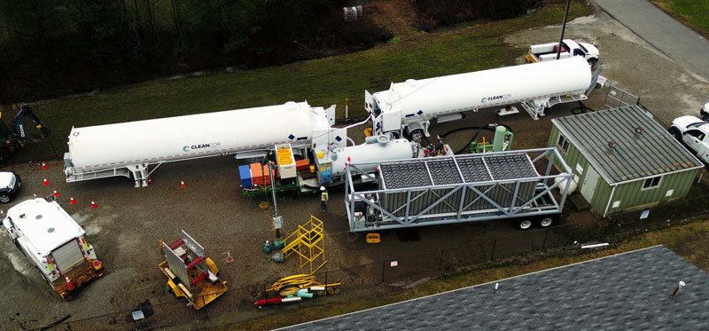 Natural Gas Services for NE US City Utility Curtailment Case Study