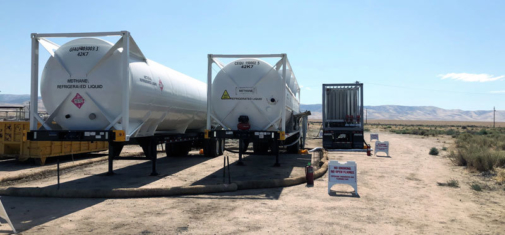 Natural Gas Service for Oilfield End User Utility Pipeline Interruption Case Study